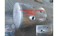 Бак топливный 380литров круглый H2/H3 фото Таганрог