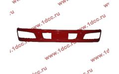 Бампер F красный пластиковый для самосвалов фото Таганрог