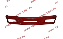 Бампер FN2 красный самосвал для самосвалов фото Таганрог