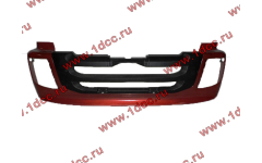 Бампер FN3 красный тягач для самосвалов фото Таганрог